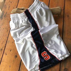 NCAA. Men's SU shorts.